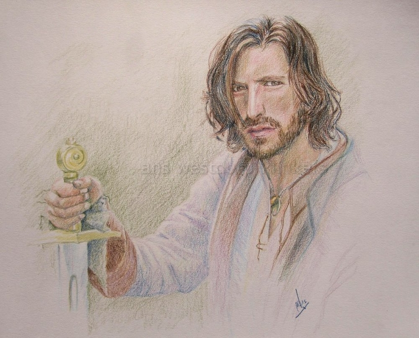 Eoin Macken by Ans66